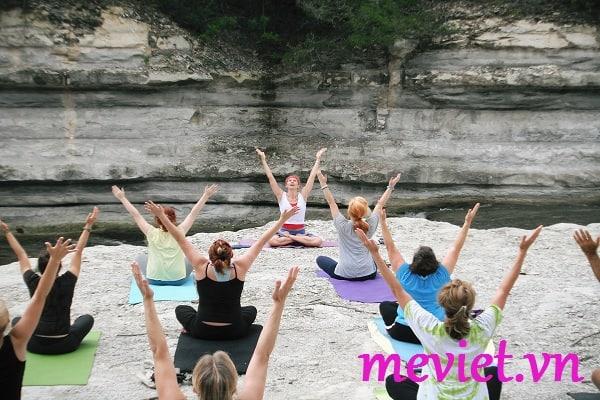 bí quyết tập yoga