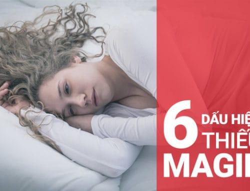 Top 6 Triệu Chứng Báo Hiệu Ban Đang Thiếu Magie