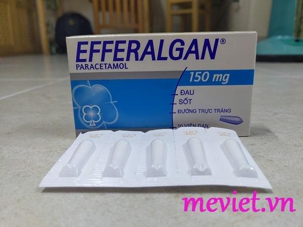 uống thuốc hạ sốt bao lâu thì có tác dụng