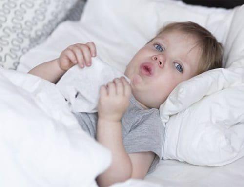 Viêm Đường Hô Hấp Dưới Ở Trẻ Em Và Cách Mẹ Nhận Biết
