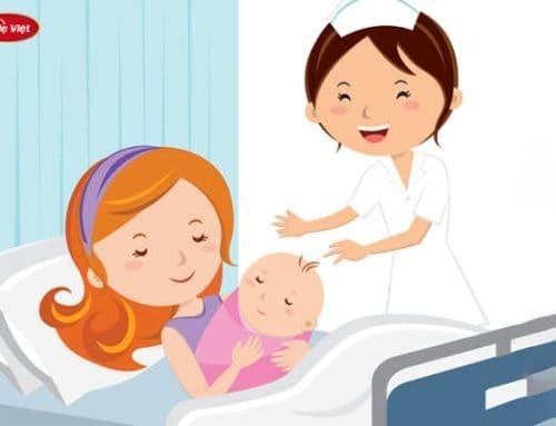 Kể Chuyện Mẹ Sóc Chăm Con -1 Ngày Tuổi